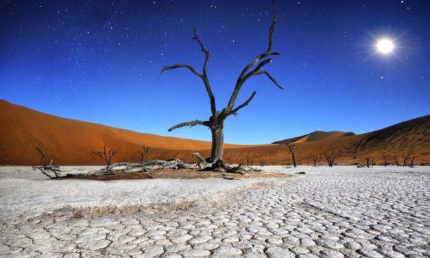 Namíbia, a beleza por trás das dunas