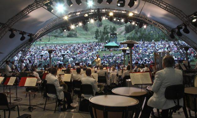 Série de shows, festival de artes e parada de 4 Julho agitam Park City no verão