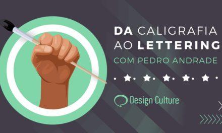 Curso Caligrafia ao Lettering em São Paulo