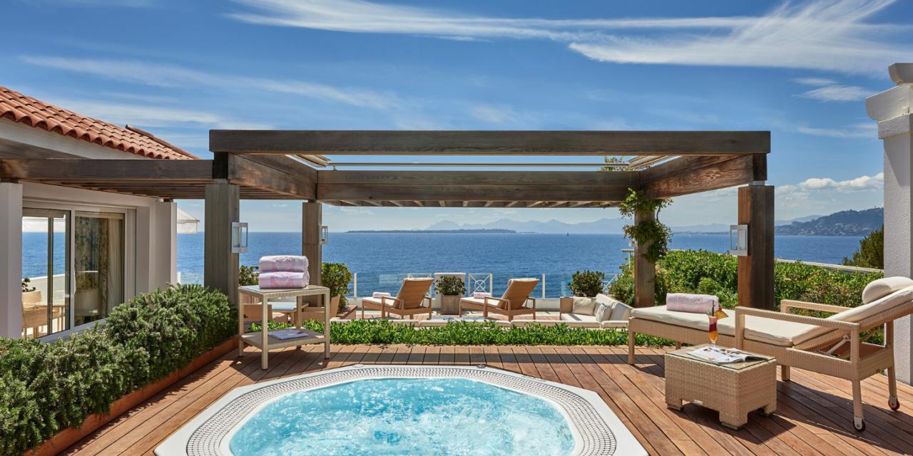 As legendárias construções da Riviera Francesa