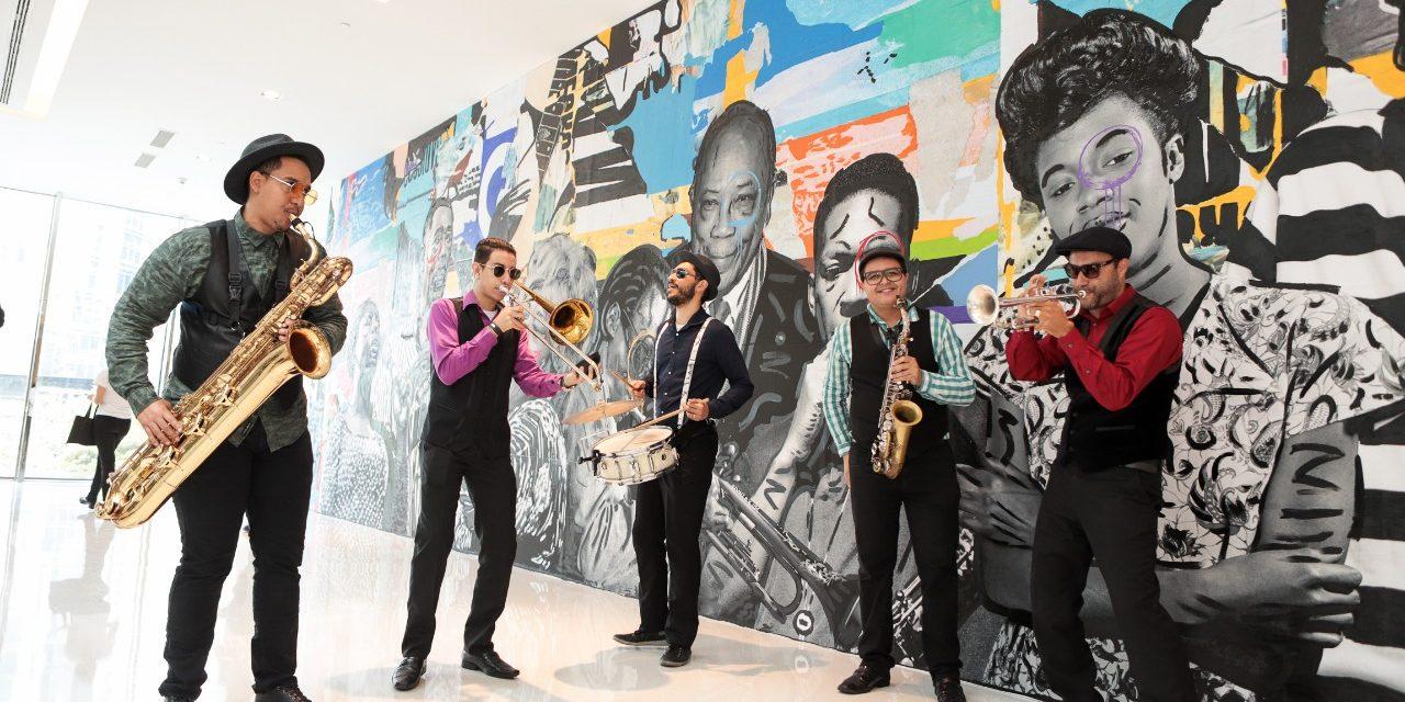 """Music in the Park"" – Jazz em SP"