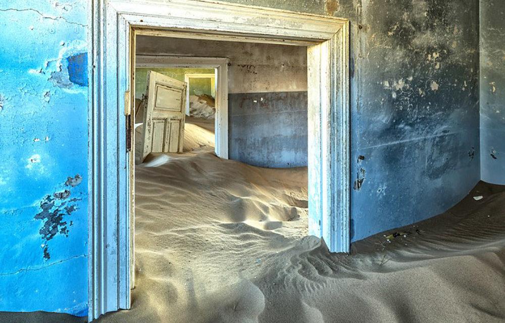 Abandonados e Incríveis: Obras arquitetônicas que resistem ao tempo