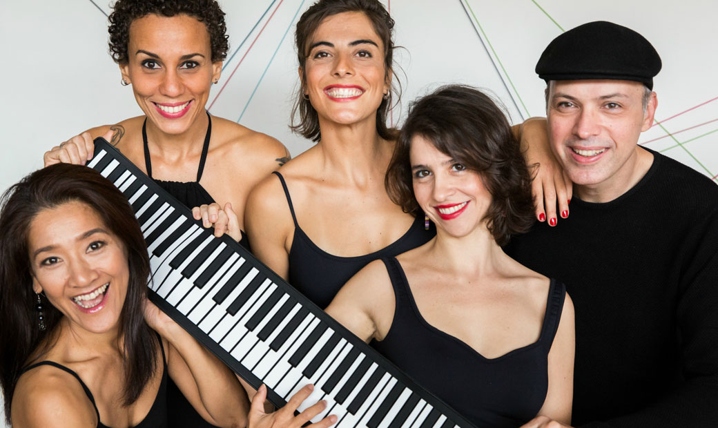 Série Jazz All Nights apresenta PianOrquestra no Rio