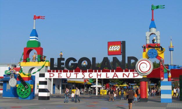 Na Alemanha, parques Legoland e Playmobil garantem diversão em família