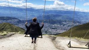 Jogando Golfe entre Vulcões | Equador 2019